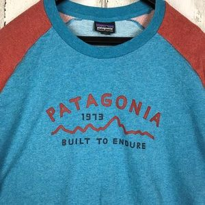 Patagonia Long sleeve shirt size XXL